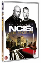 ncis - los angeles - sæson 5 - DVD