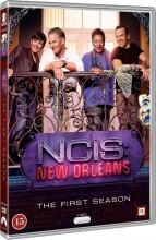 ncis: new orleans - sæson 1 - DVD