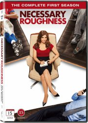 necessary roughness - sæson 1 - DVD