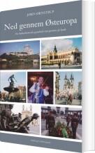 ned gennem østeuropa - bog