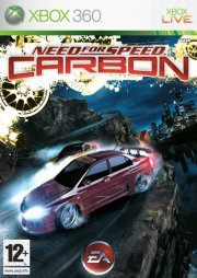 need for speed carbon (classics) - xbox 360