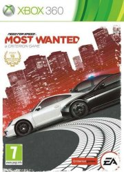 need for speed most wanted - 2012 - nordic - xbox 360