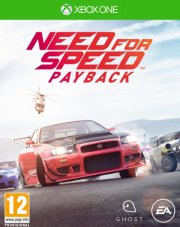 need for speed payback (nordic) - xbox one