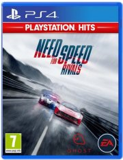 need for speed rivals (playstation hits) (nordic) - PS4