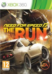 need for speed: the run (nordic) - xbox 360