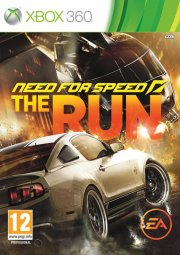 need for speed: the run - xbox 360