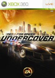 need for speed undercover - xbox 360