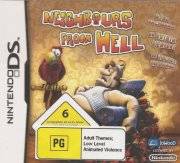 neighbours from hell - nintendo ds