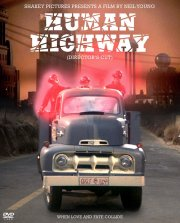 neil young: human highway - Blu-Ray