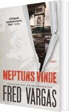 neptuns vinde - bog
