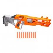 nerf gun / gevær - n-strike accustrike alphahawk - Legetøjsvåben