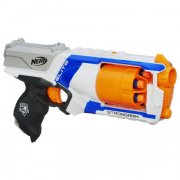 nerf gun / gevær - n-strike elite strong arm blaster - Legetøjsvåben