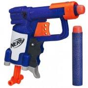 nerf n-strike gun - jolt ex-1 blaster - Legetøjsvåben