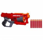 nerf gun / gevær - n-strike mega cyclone - Legetøjsvåben