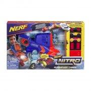 nerf nitro flash fury chaos - Legetøjsvåben
