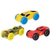 nerf nitro refill 3 stk. - grøn, gul & rød - Køretøjer Og Fly