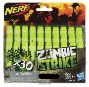 nerf zombie strike - deco darts refill - 30 stk. - Legetøjsvåben
