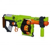 nerf gun / gevær - zombie strike doominator - Legetøjsvåben