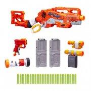 nerf - zombie strike - scravenger - legetøjsvåben - Legetøjsvåben