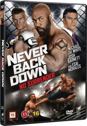 never back down 3 - DVD
