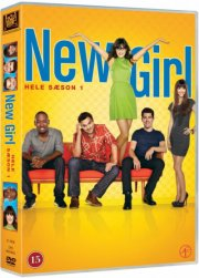 new girl - sæson 1 - DVD