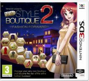 new style boutique 2 - fashion forward - nintendo 3ds