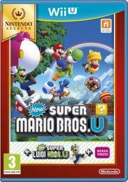 new super mario bros. and luigi u (selects) - wii u