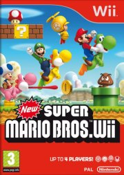 new super mario bros. (selects) - wii