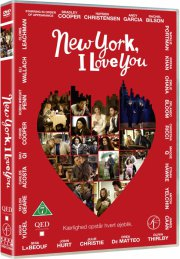 new york i love you - DVD