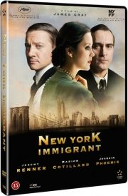 the immigrant	/ new york immigrant - DVD