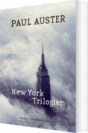 new york trilogien - bog
