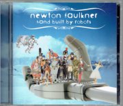 newton faulkner - hand built by robots - cd