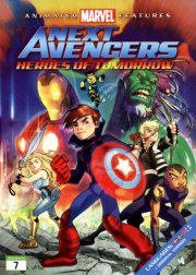 next avengers: heroes of tomorrow - DVD