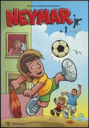 neymar jr. vol. 1 - bog