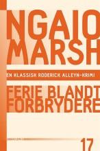 ngaio marsh 17 - ferie blandt forbrydere - bog