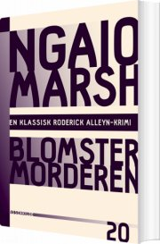 ngaio marsh 20 - blomstermorderen - bog