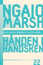 ngaio marsh 22 - hånden i handsken - bog