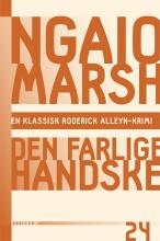 ngaio marsh 24 - den farlige handske - bog