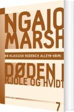ngaio marsh 7 - døden i kjole og hvidt - bog