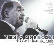 niels skousen - 40 år i dansk rock - live fra store vega  - CD+DVD