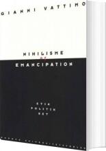 nihilisme og emancipation - bog