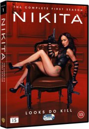 nikita - sæson 1 - DVD