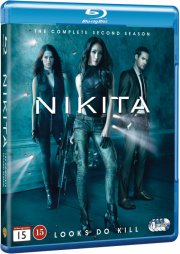nikita - sæson 2 - Blu-Ray