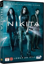 nikita - sæson 2 - DVD