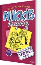 nikkis dagbog 1: historier fra et ik' specielt fedt liv - bog