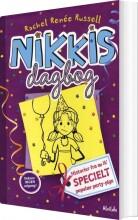 nikkis dagbog 2: historier fra en ik' specielt populær party-pige - bog