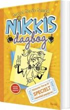 nikkis dagbog 3: historier fra en ik' specielt talentfuld popstjerne - bog