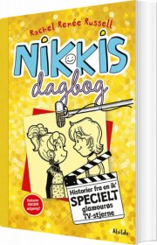 nikkis dagbog 7: historier fra en ik? specielt glamourøs tv-stjerne - bog