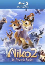 niko 2 - de flyvende brødre - Blu-Ray