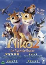 niko 2 - de flyvende brødre - DVD